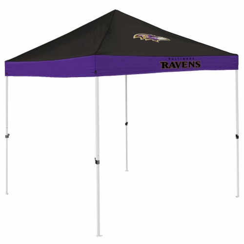 Baltimore Ravens Economy Tent Perspective: front