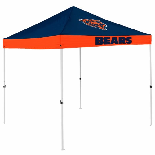 Chicago Bears Economy Tent Perspective: front
