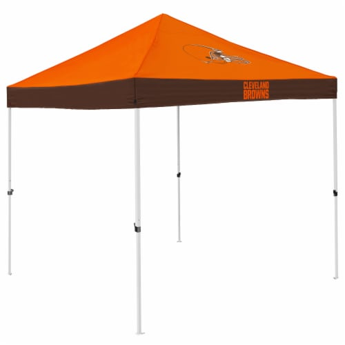 Cleveland Browns Economy Tent Perspective: front