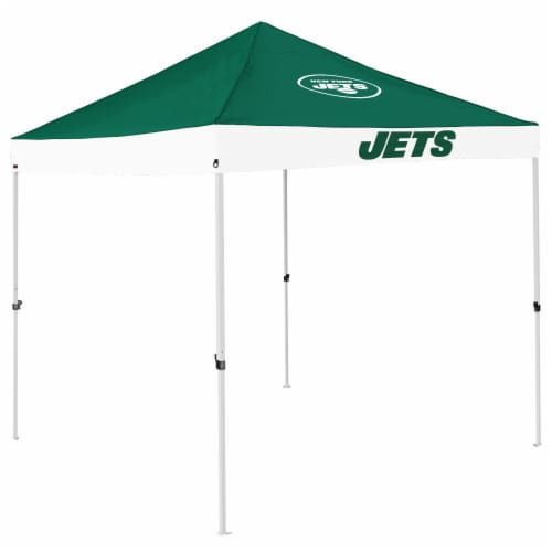 New York Jets Economy Tent Perspective: front