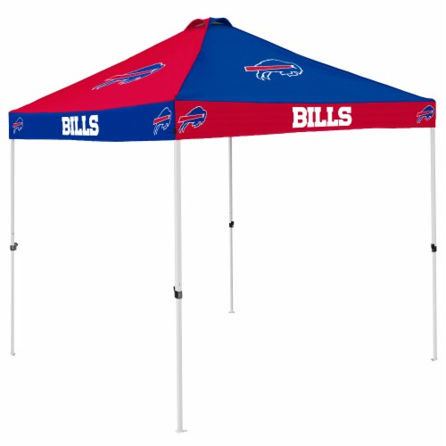 Buffalo Bills Tent Perspective: front