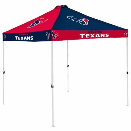 Houston Texans Tent Perspective: front