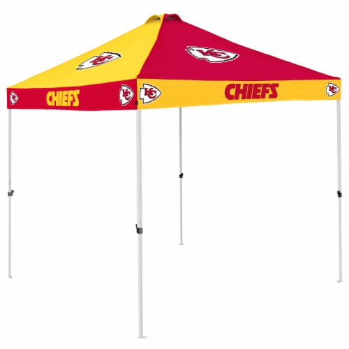 KC Chiefs Tent Perspective: front