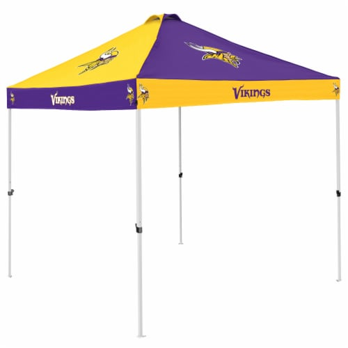 Minnesota Vikings Tent Perspective: front