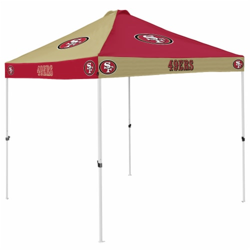 SF 49ers Tent Perspective: front