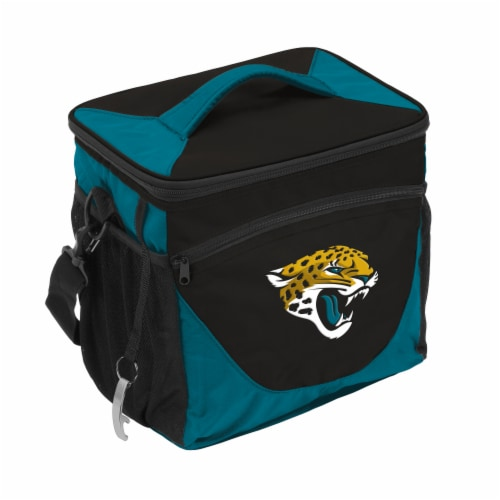 Jaguars 24-Can Cooler Perspective: front