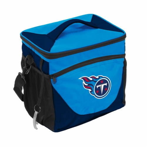 Tennessee Titans 24-Can Cooler Perspective: front