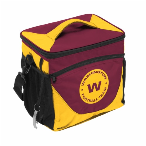 Washington Football Team 24-Can Cooler Perspective: front