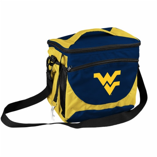 West Virginia 24-Can Cooler Perspective: front