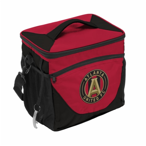 Atlanta United FC 24-Can Cooler Perspective: front