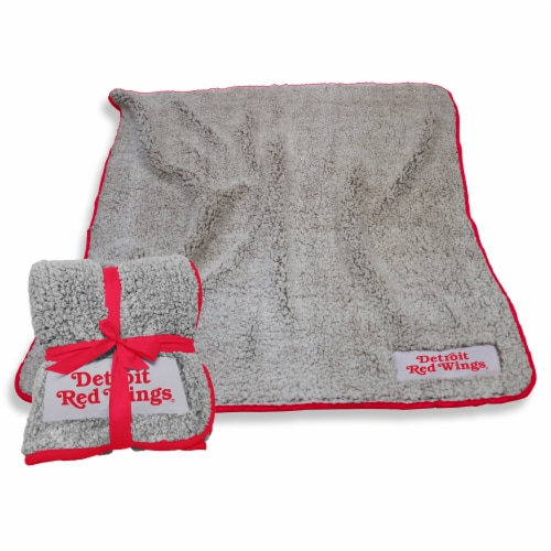 Detroit Red Wings Frosty Fleece Perspective: front