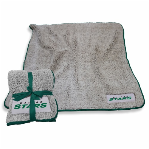 Dallas Stars Frosty Fleece Perspective: front