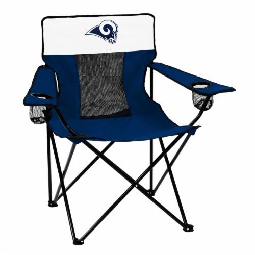 LA Rams Elite Chair Perspective: front