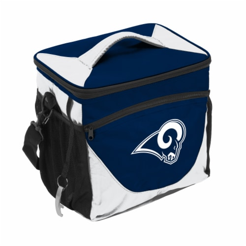 LA Rams Royal 24-Can Cooler Perspective: front