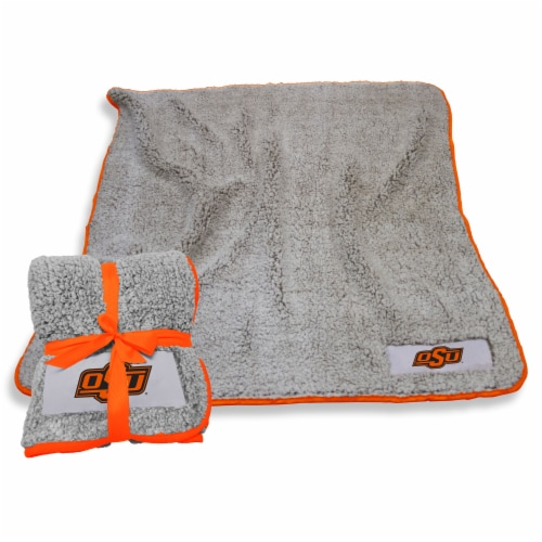 Oklahoma State Frosty Fleece Perspective: front