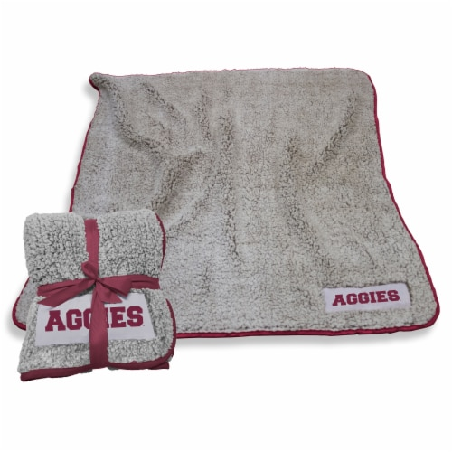 Texas A&M Frosty Fleece Perspective: front