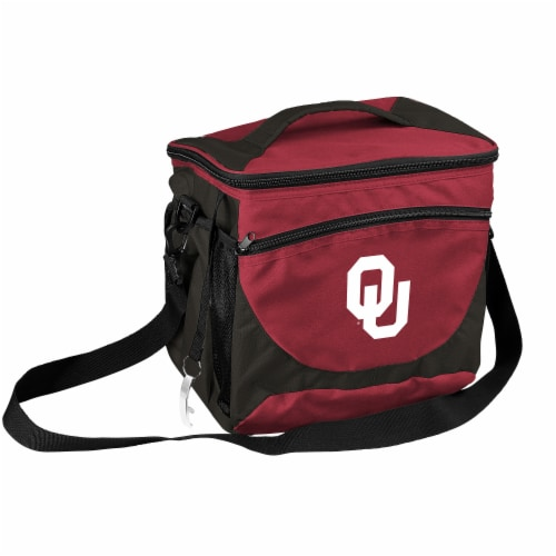 Oklahoma 24-Can Cooler Perspective: front