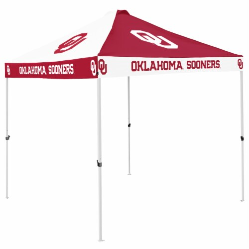 Oklahoma Sooners Tent Perspective: front