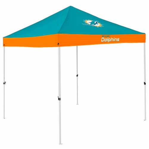 Miami Dolphins Economy Tent Perspective: front