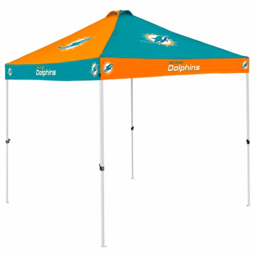 Miami Dolphins Tent Perspective: front