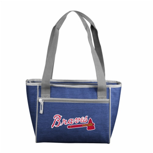 Atlanta Braves 16-Can Cooler Perspective: front