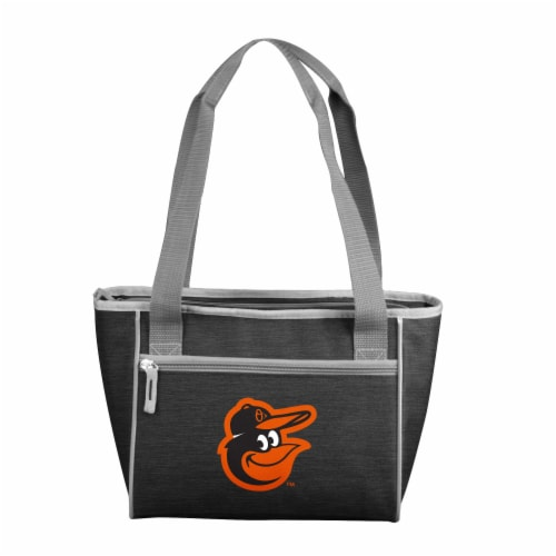 Baltimore Orioles 16-Can Cooler Perspective: front