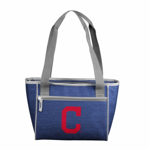 Cleveland Indians 16-Can Cooler Perspective: front