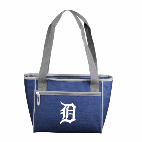 Detroit Tigers 16-Can Cooler Perspective: front