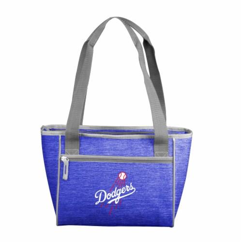 LA Dodgers 16-Can Cooler Perspective: front