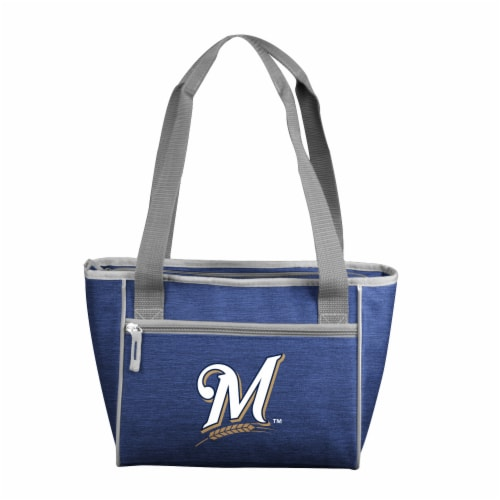 Milwaukee Brewers 16-Can Cooler Perspective: front