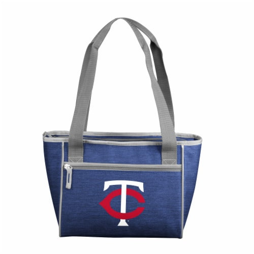 Minnesota Twins 16-Can Cooler Perspective: front