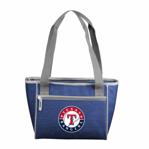 Texas Rangers 16-Can Cooler Perspective: front