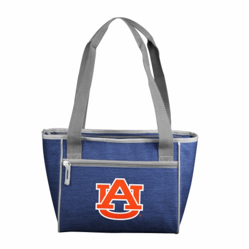 Auburn Tigers 16-Can Cooler Perspective: front