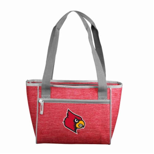 University of Louisville Cardinals 16-Can Cooler Tote Perspective: front