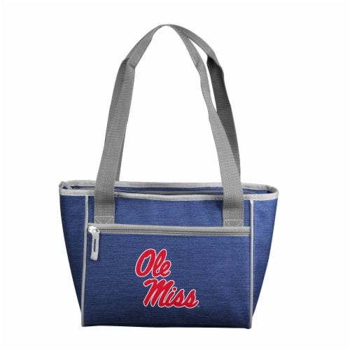 Ole Miss 16-Can Cooler Perspective: front