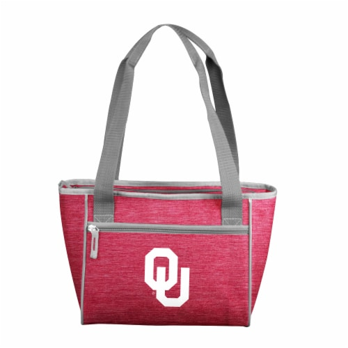 Oklahoma 16-Can Cooler Perspective: front