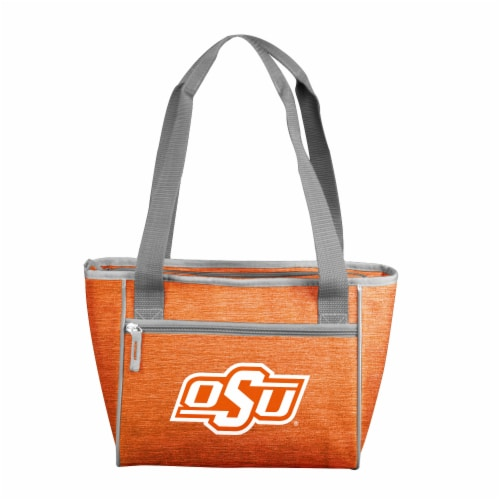 OK State 16-Can Cooler Perspective: front