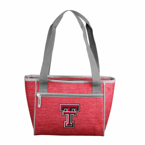 Texas Tech 16-Can Cooler Perspective: front