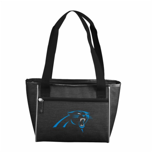 Carolina Panthers 16-Can Cooler Perspective: front
