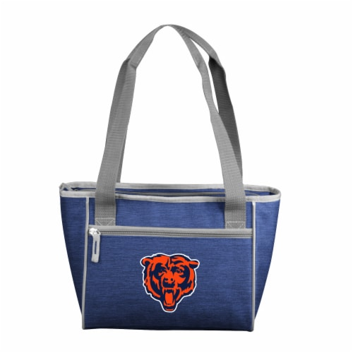Chicago Bears 16-Can Cooler Perspective: front