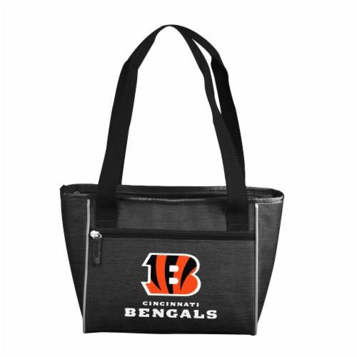 Cincinnati Bengals 16-Can Cooler Perspective: front