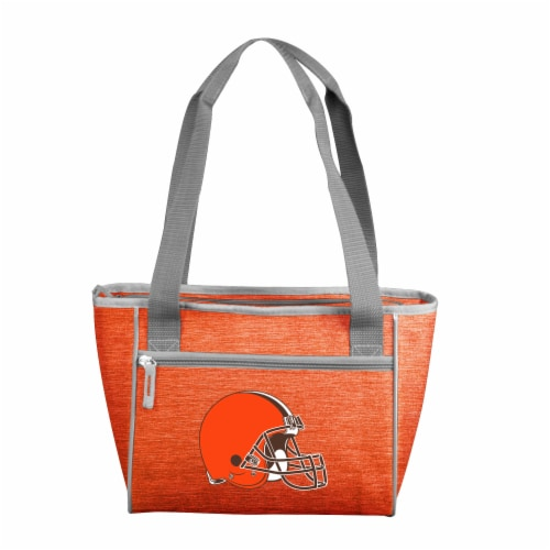Cleveland Browns 16-Can Cooler Perspective: front