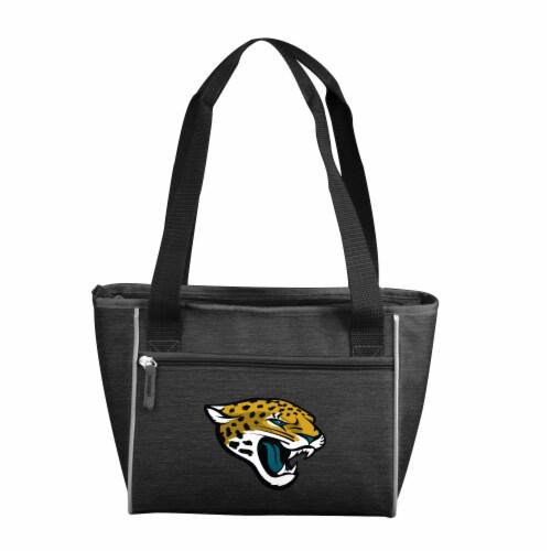 Jacksonville Jaguars 16-Can Cooler Perspective: front