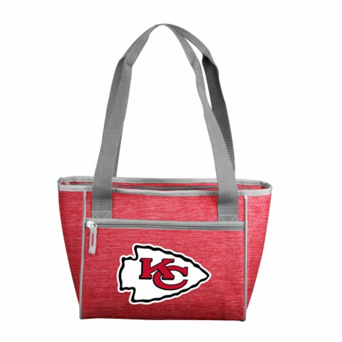 KC Chiefs 16-Can Cooler Perspective: front