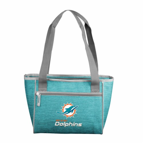 Miami Dolphins 16-Can Cooler Perspective: front