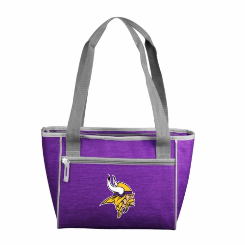 Minnesota Vikings 16-Can Cooler Perspective: front