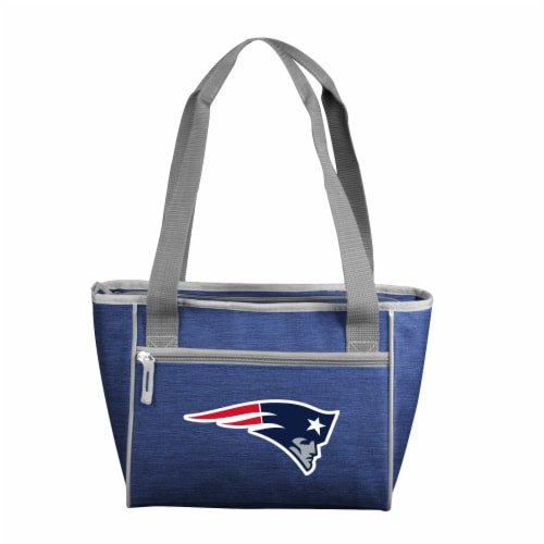 New England Patriots 16-Can Cooler Perspective: front