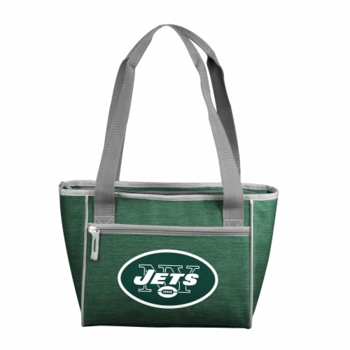 New York Jets 16-Can Cooler Perspective: front