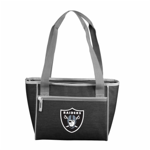 Oakland Raiders 16-Can Cooler Perspective: front