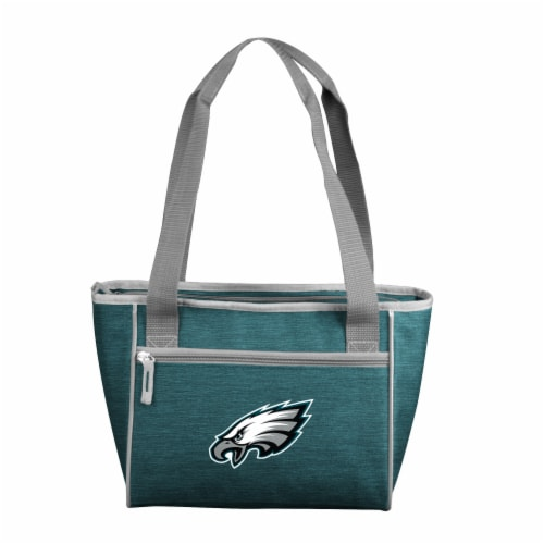Philadelphia Eagles 16-Can Cooler Perspective: front